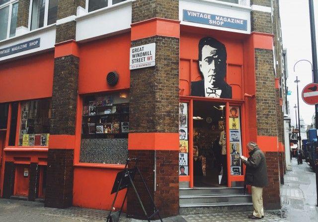 Vintage Magazines Shop - sklep ze starymi gazetami | Londoners.pl