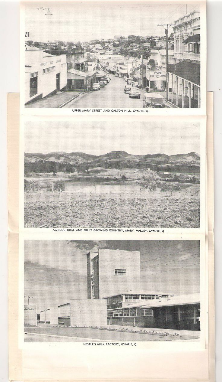 Postcard, Gympie District