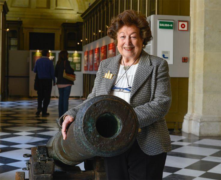 Entrevista a Antonia Heredia, archivera sevillana. || #archivos #archiveros