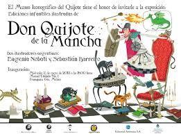Quijote para educacion infantil
