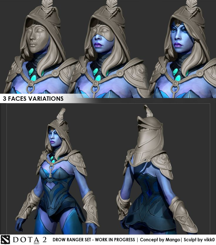 Dota 2 - Workshop Thread - Page 569 - Polycount Forum