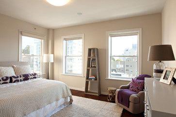 Pac Heights Penthouse - contemporary - bedroom - san francisco - Matarozzi Pelsinger Builders