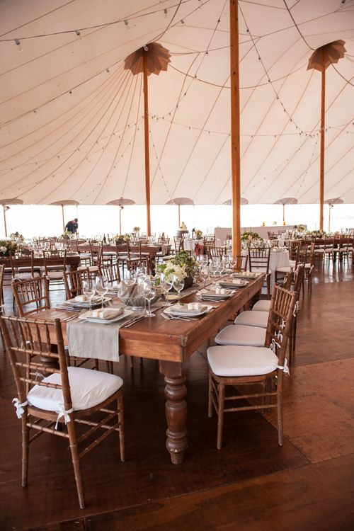 A Rustic Seaside Wedding in Southold, NY : Brides