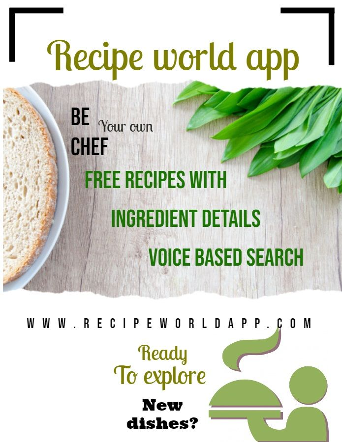 Install The Best Best Food App That Includes All Vegan Recipe Quick And Easy Dinner Recipe For All Types Of F Food App Cooking Recipes Healthy Free Recipe App