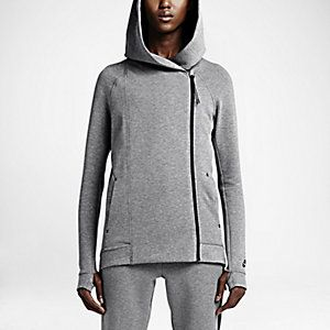 Женский плащ Nike Tech Fleece
