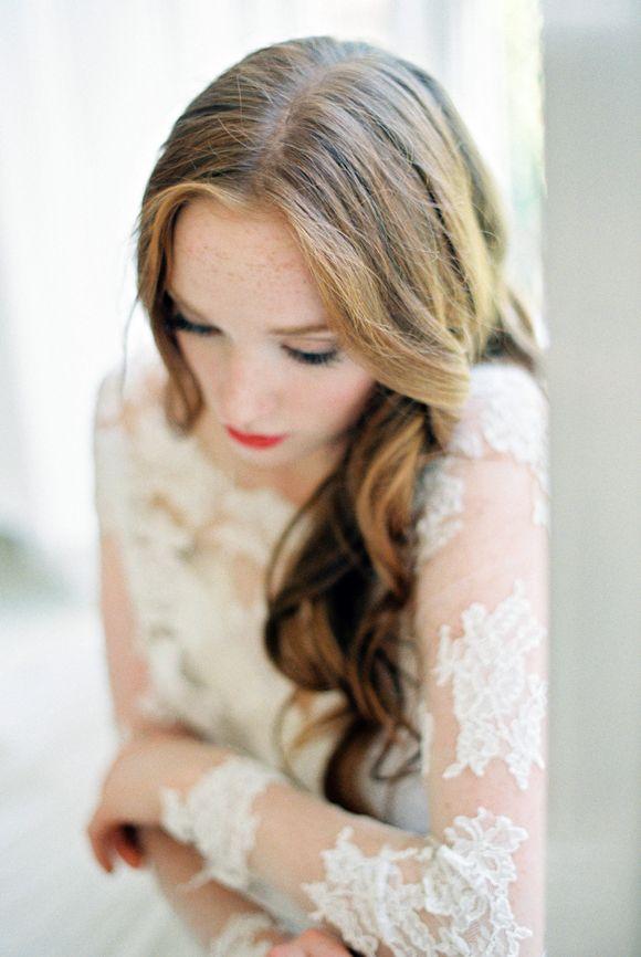 Ivory & Co Wedding Dress Inspiration | Wedding Sparrow