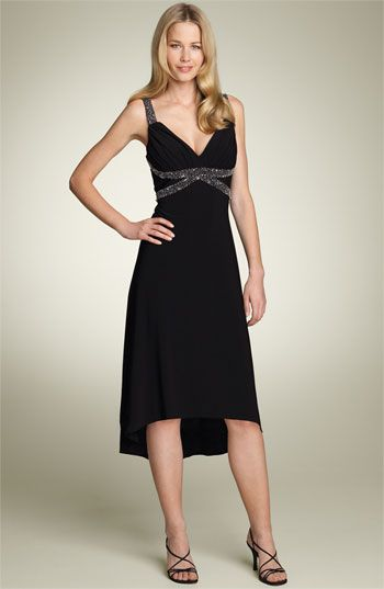 cocktail dresses at nordstrom   Cachet Beaded Jersey ...