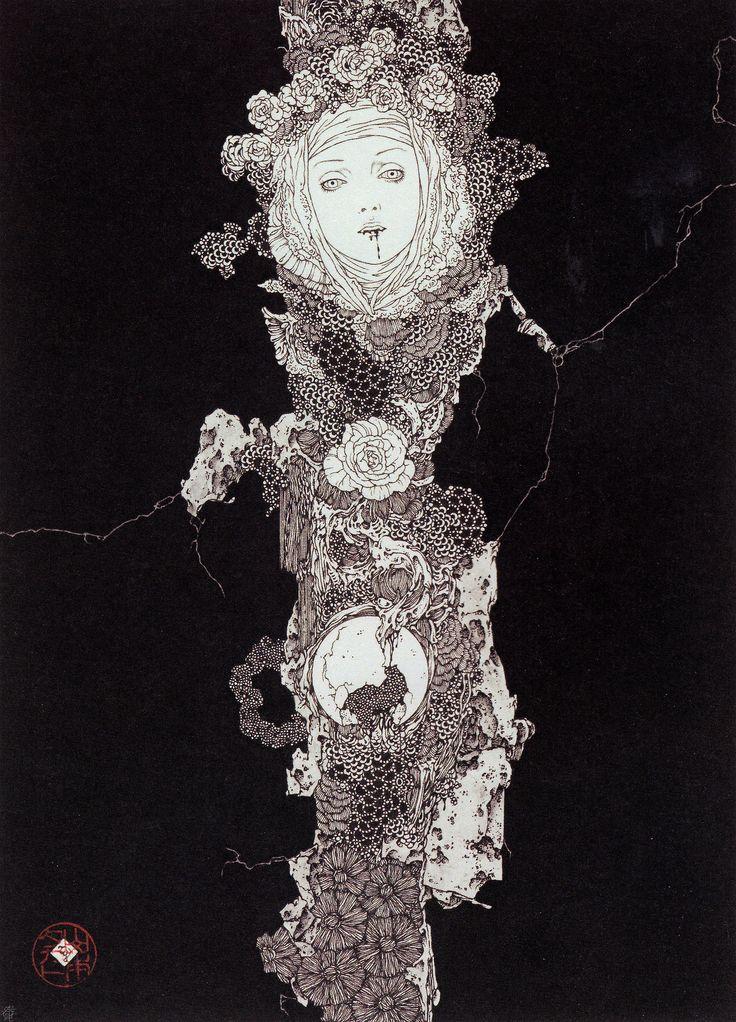 Takato Yamamoto #illustration #drawing