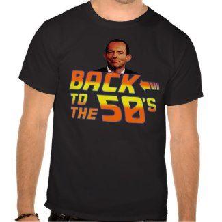 Abbott Back to the 50's Shirt #nomoreabbott #outwithabbott