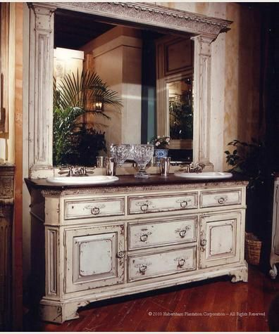 habersham central park dresser - Habersham Furniture