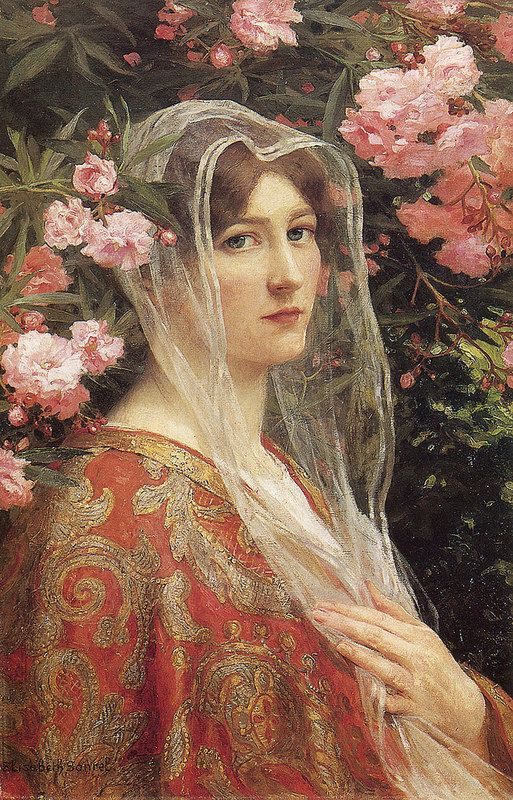 "Elizabeth Sonrel (French, 1874–1953), ""Cordelia"" | Flickr - Photo Sharing!"