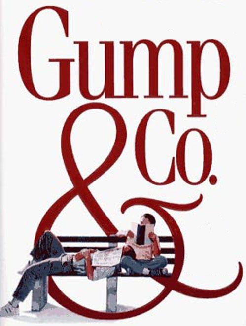 Following the huge success of the film, Winston Groom (the author of Forrest Gump) wrote a sequel novel, Gump