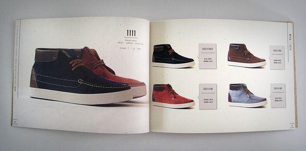 MISC SS13 Catalogue by Francisco Reyes, via Behance