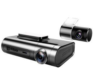 DDPai has launched the X2Pro dual high definition dashcam. Where the company has definitely broken the mould is that this is a \\