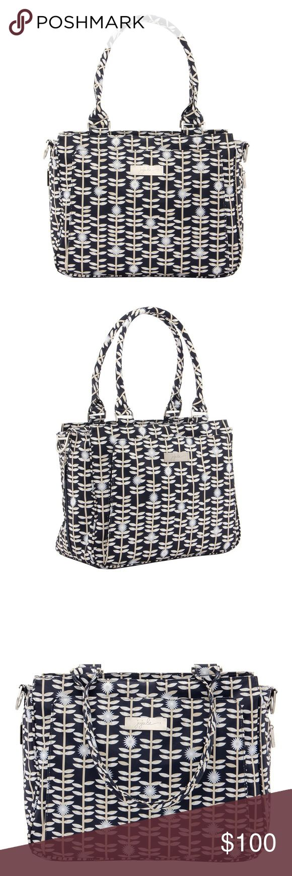 NWOT!!! Jujube diaper bag!! Brand new without tags JuJuBe be classy collection the print is dandy lines. jujube Bags Baby Bags