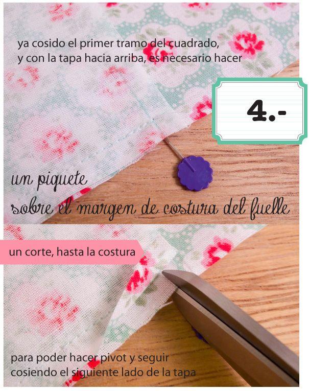 dobleufa: almofadas acolchoadas (tutorial)
