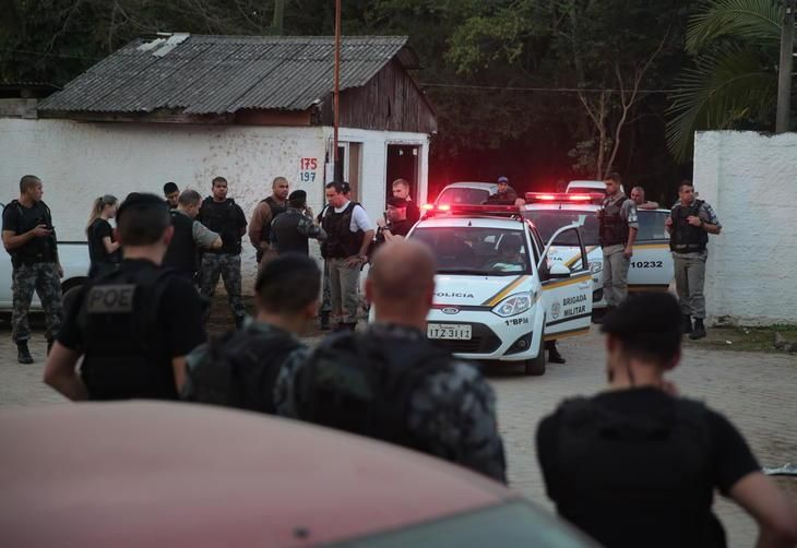 #Polícia: Policial Militar é morto a tiros durante abordagem em Porto Alegre