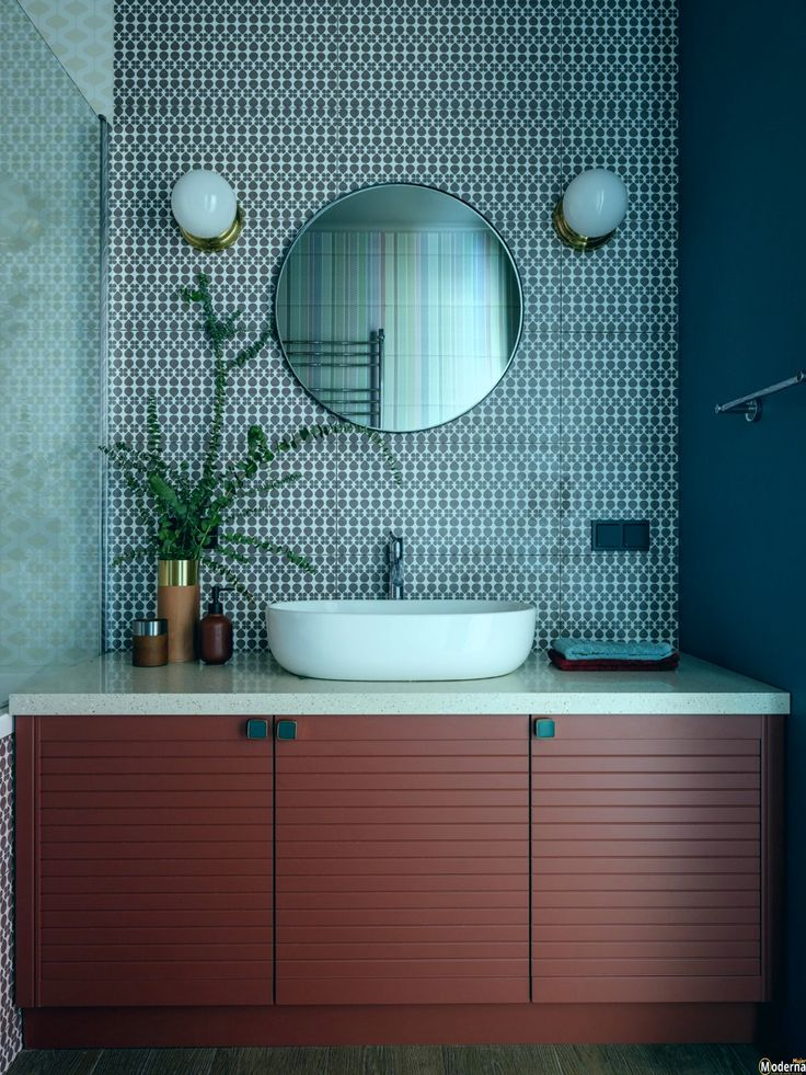 22 concepts festivas de decoración de baño para un ...