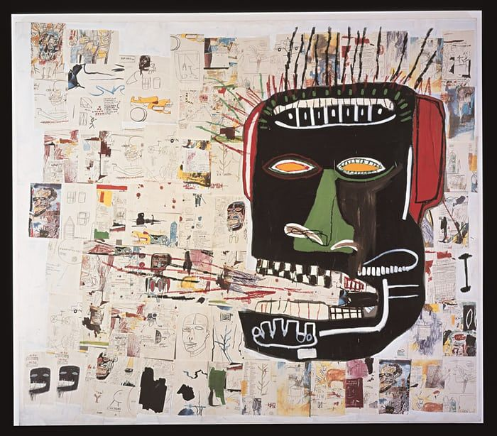 A Basquiat painting has been sold for more than $100m, but nearly 30 years after his death his art is as painfully relevant as ever
