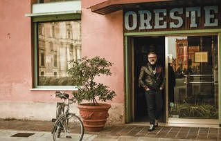 GQ UK and Gucci come together to create The Performers. Enjoy Massimo Bottura insights