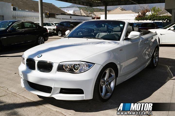 BMW 135 I CABRIO 2013
