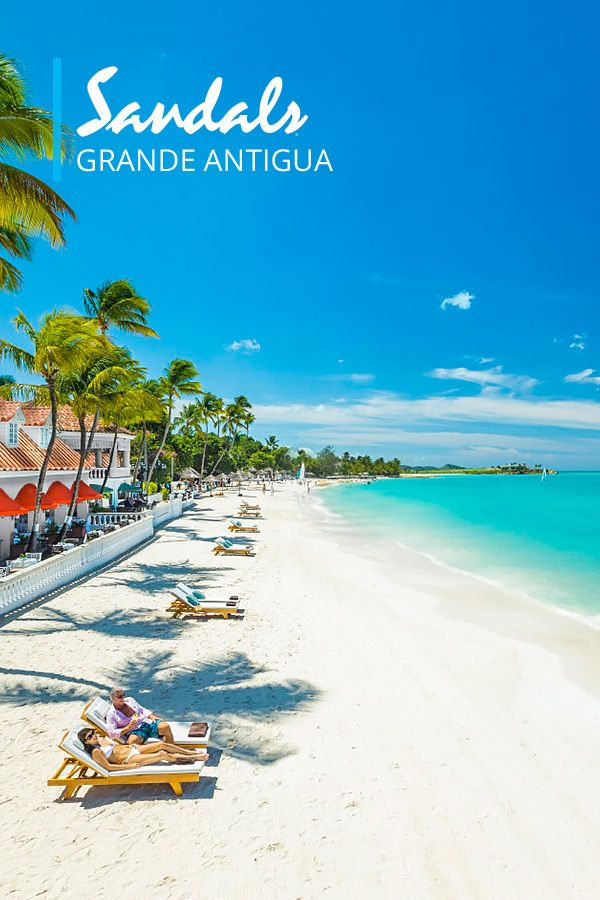 Sandals All Inclusive Caribbean Vacation Packages And Resorts In Saint Lucia Jamaica Ant All Inclusive Beach Resorts Caribbean All Inclusive Romantic Resorts