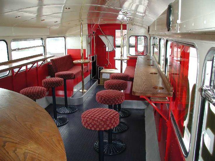 Mobile Bars and Restaurants