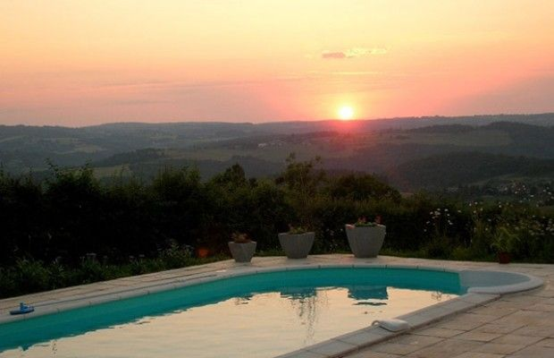 20 best Nos piscines extérieures images on Pinterest Outdoor pool - Gites De France Avec Piscine Interieure
