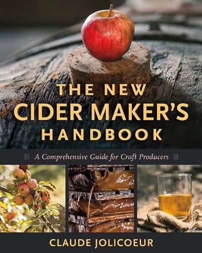 The New Cider Maker's Handbook: A Comprehensive Guide for Craft Producers by Claude Jolicoeur, http://www.amazon.com/gp/product/B00DJBAEYE/ref=as_li_tl?ie=UTF8&camp=1789&creative=390957&creativeASIN=B00DJBAEYE&linkCode=as2&tag=vilvie-20&linkId=D7E5I2LJL2JGOUVY