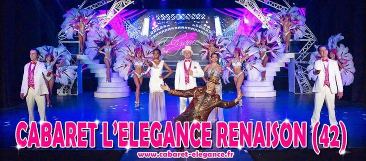 Saint-Bé.AAL organise une sortie cabaret à Renaison le jeudi 27 avril.