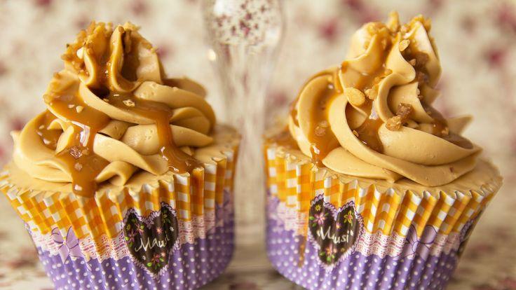 Cupcakes de Dulce de Leche | Quiero Cupcakes!
