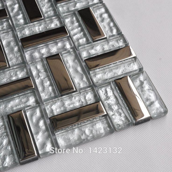 M s de 25 ideas incre bles sobre azulejos de mosaico de - Azulejos de cristal ...