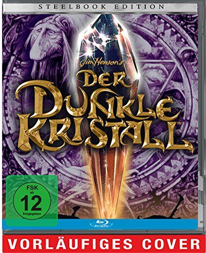Der dunkle Kristall - Steelbook [Blu-ray] Sony Pictures H…