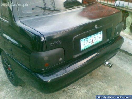 Kia Pride 13 GL Sedan