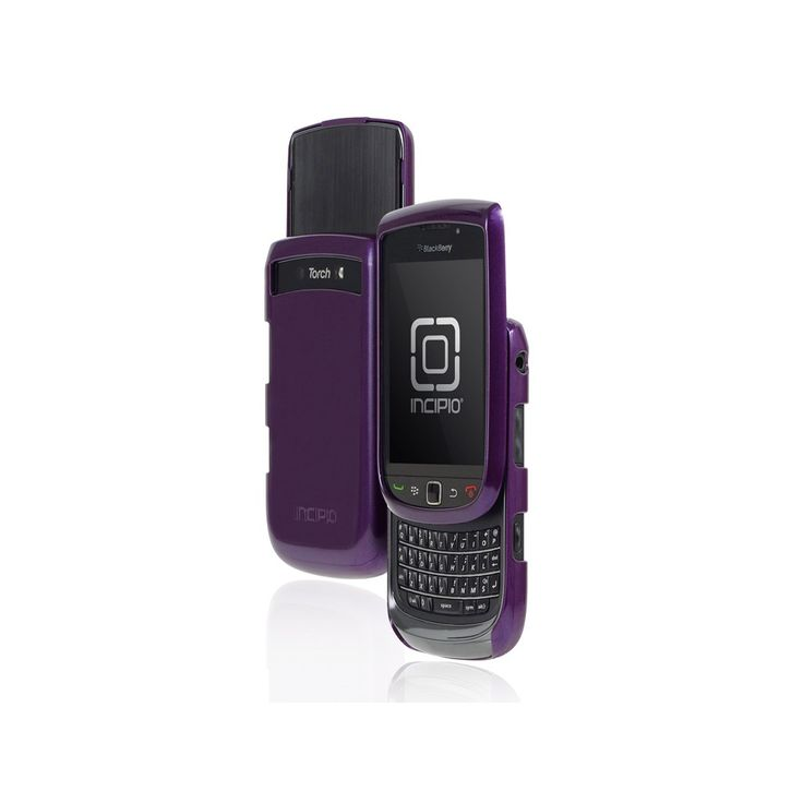 Incipio Smart feather Blackberry Torch Cell Phone Case, Purple