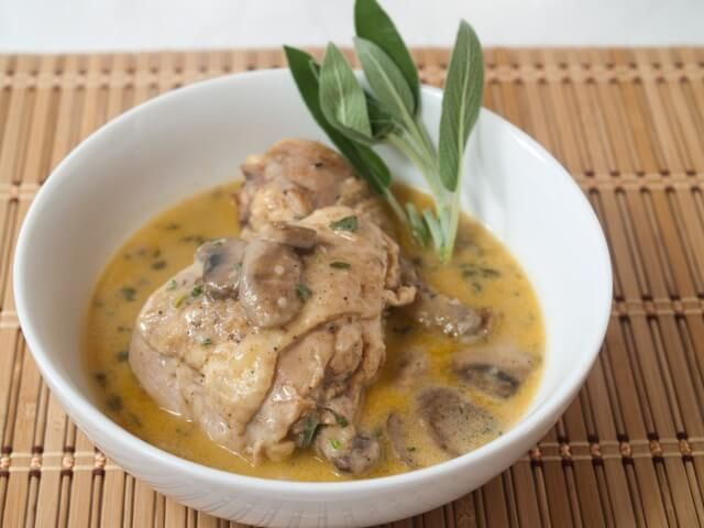 chicken fricassee recipe betty crocker