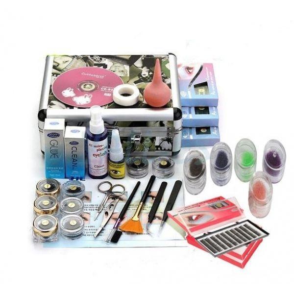K, Lash Fake False Eyelashes Extension Kit Full Set Case High-grade Pro Eye Make: Bid: 79,28€ (£72.69) Buynow Price 79,28€ (£72.69)…