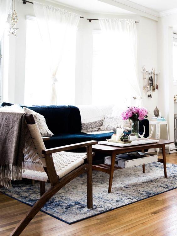 1000+ Ideas About Blue Velvet Chairs On Pinterest