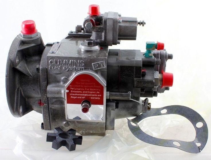 Cummins Rebuilt PT Diesel Fuel Injection Pump #Cummins