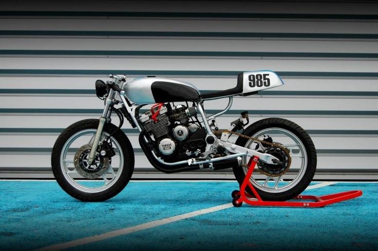 roaring bikes. Yamaha XJ 600 Yamaha bike