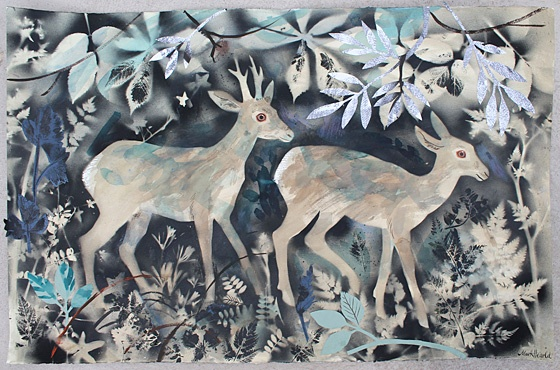 Mark Hearld - love his work
