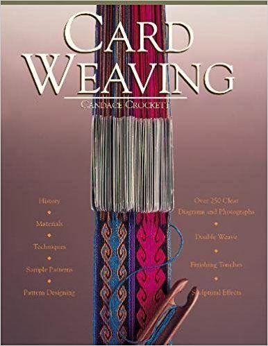 Card Weaving: Amazon.co.uk: Candace Crockett: 9780934026611: Books