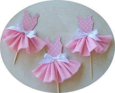Ideas Para Fiesta con la Temática de Ballet