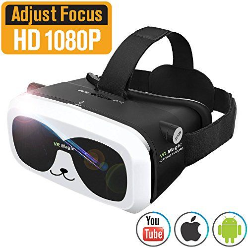 Anytime it comes to great and very affordable product, you definitely need to take a glance  at the Sealegend VR Headset for 3D Videos Games Fit 6.0 Inches and Smaller iPhone Android Phones, Adjustable Focal Distance and Head Straps for Kids Adults Virtual Reality Headset VR Goggles Panda VR...