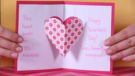 Sweet Valentine's Day Crafts for Kids (via FamilyFun magazine)