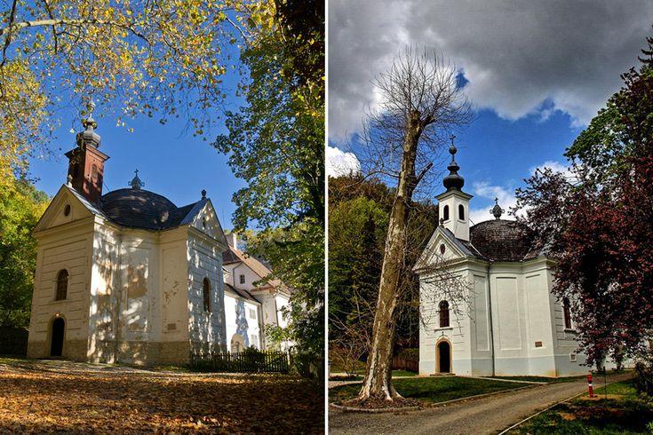 Az épület történetének szomorú része, hogy Mindszenty József bíboros-hercegprímást és Grősz József érseket is tartották itt fogva. A kastélyban virtuális túrát is tehetsz.