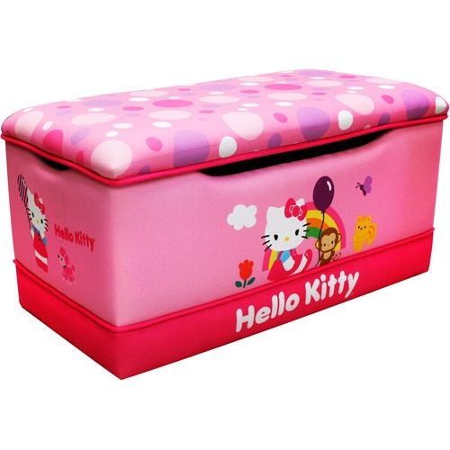 Hello Kitty Toy Chest : Best kaylas bday wish list images on pinterest at