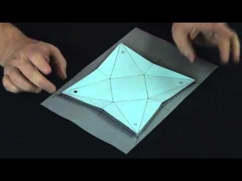 Best Template Pyramid Images On   Paper Crafts