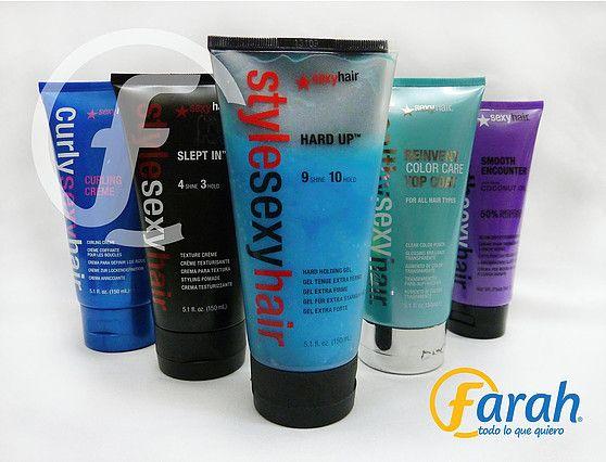 productos de belleza cosmeticos uñas gelish maquillaje estilista distribuidora farah