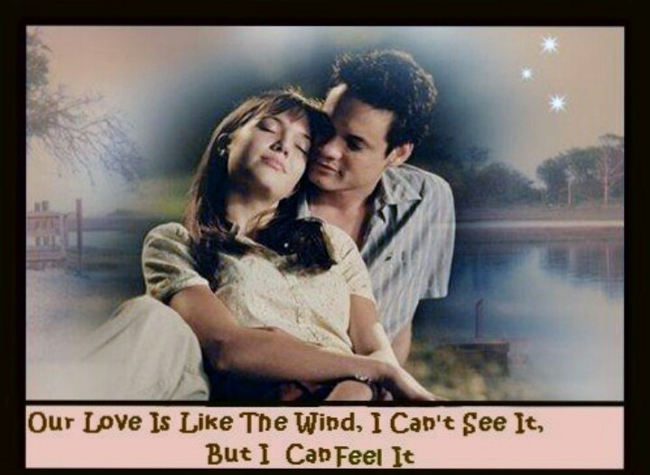 a walk to remember movie quotes about love - photo #32